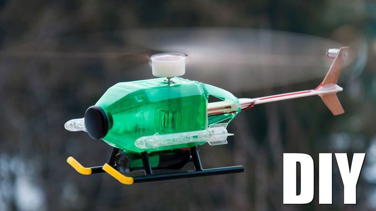 How to Make a Helicopter - https://www.youtube.com/watch?v=VzudVzZE7LE
