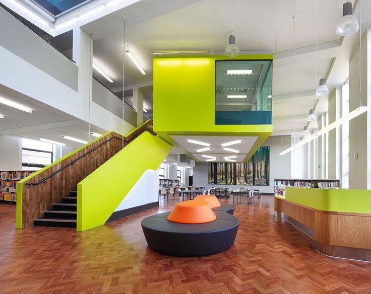 Gallery of Waltham Forest College / Platform 5 Architects + Richard Hopkinson Architects - 1