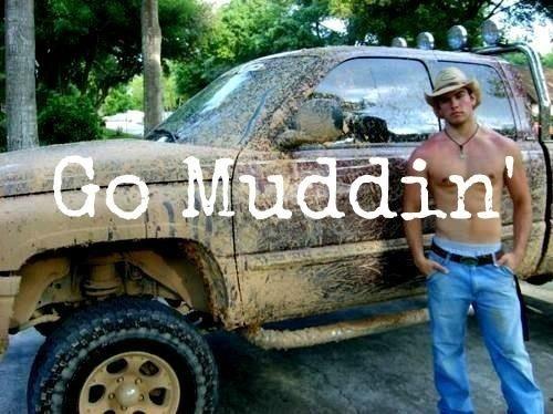 jacked up chevy trucks mudding - photo #29