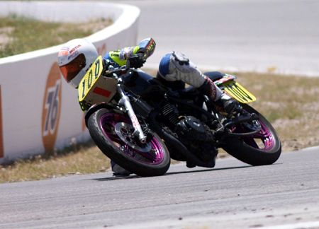 Honda FT500 AHRMA | ... AHRMA at Sears Point along withselected sporadic races as I get time