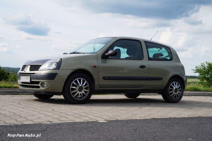 Renault Clio II 2002 1.2
