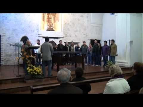 A rendition of one of Eurovision's classic, Eres tú. Performed by the Philippine Madrigal Singers