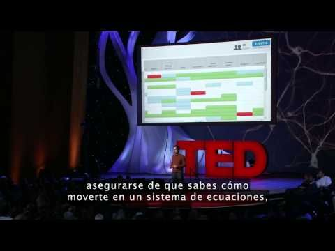 Salman Khan: Usando el vídeo para reinventar la educación