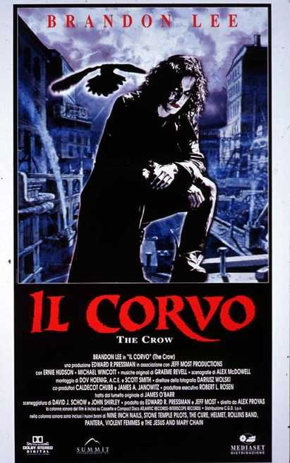 Il corvo (1994) | FilmTV.it