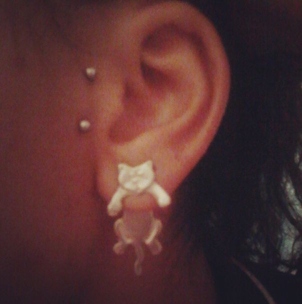 Kitty for stretched ears ^-^