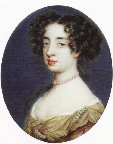 COUNTESS OF LICHFIELD | Fitzroy, Countess of Lichfield, daughter of Charles II and Barbara ...