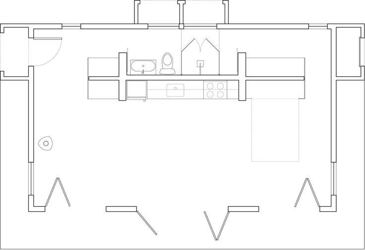 Best 20 Off Grid Cabin Ideas On Pinterest Mini Houses