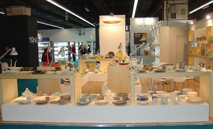 Stand - Value Ceramic e Verbano Gourmet