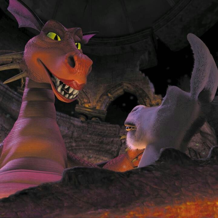 201 Best Shrek 2001, 2004, 2007, 2010 - Puss In Boots 2011 Images On Pinterest  Donkey, Donkeys And Dragons-1456