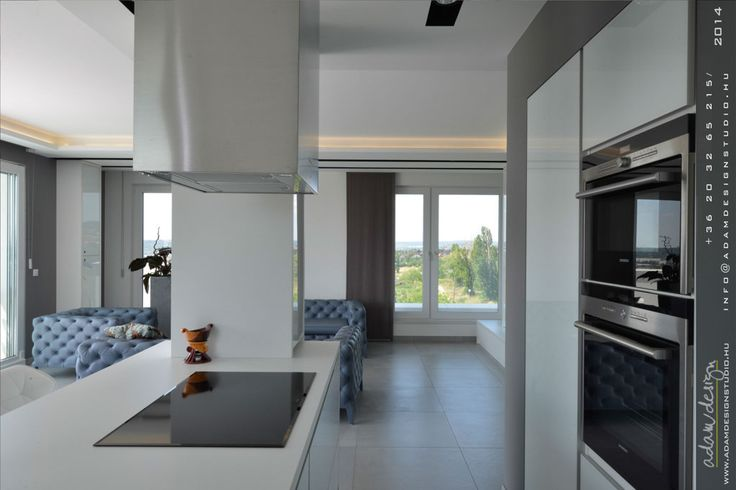 Kitchen- Exceptional luxury designer penthouse for sale