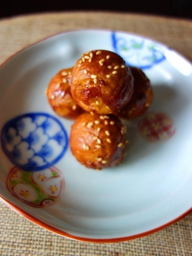 たこ焼き器で☆ひとくち肉巻きおにぎり by Y's | レシピサイト「Nadia | ナディア」プロの料理を無料で検索