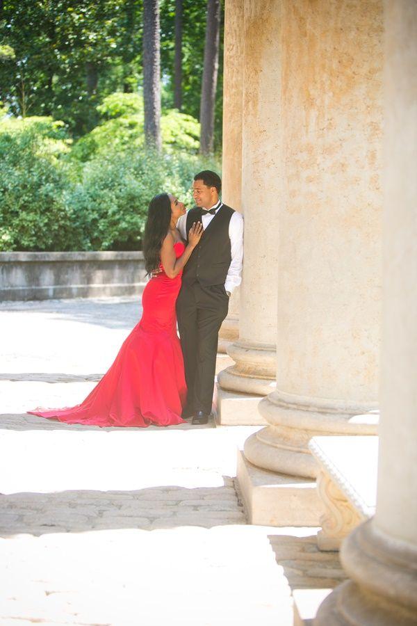 cool wedding shot ideas%0A Atlanta Couple brings Old Hollywood Elegance to ESession