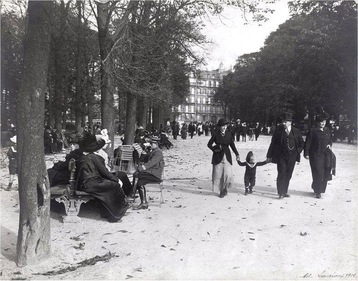 5168 best paris hier images on pinterest for Arbres jardin du luxembourg
