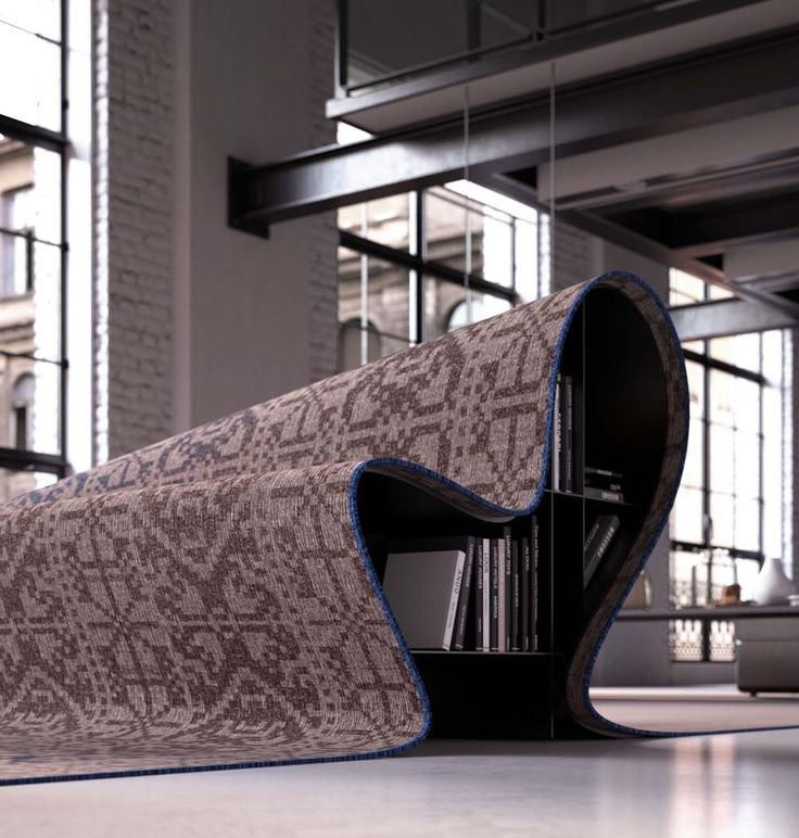 Stumble Upon Sofa Alessandro Isola Ordinarily A U0027ridgeu0027 In A Carpet Would  Immediately Be