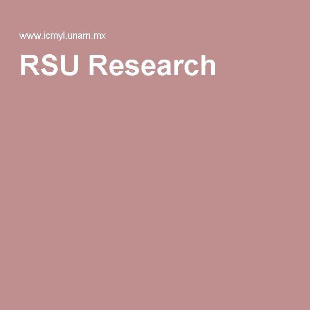 RSU Research Reef Systems UNAM Puerto Morelos marine aquatic research center