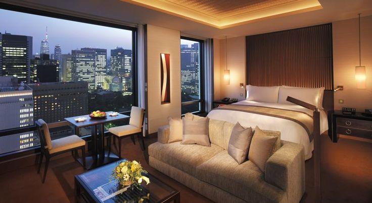 Best Hotels in Chiyoda, Tokyo: The Peninsula Tokyo (5 stars)