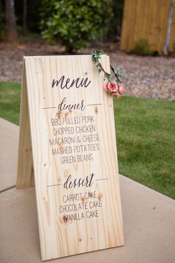 Wedding Menu Ideas - Food Wine Recipes / http://www.himisspuff.com/wedding-menu-ideas-food-wine-recipes/4/
