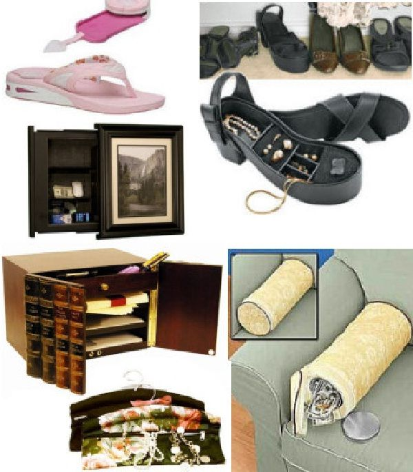 Everyday Items Most Clever Safes To Protect Your Money