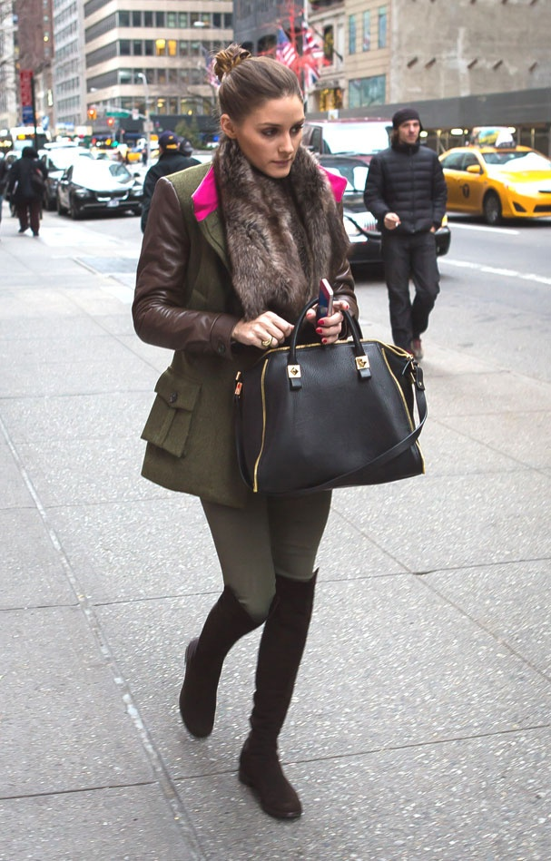 Top : le look d'Olivia Palermo