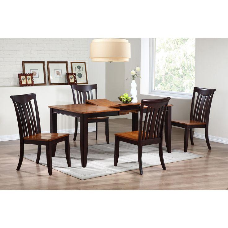 Iconic Furniture 5 Piece Rectangular Dining Table