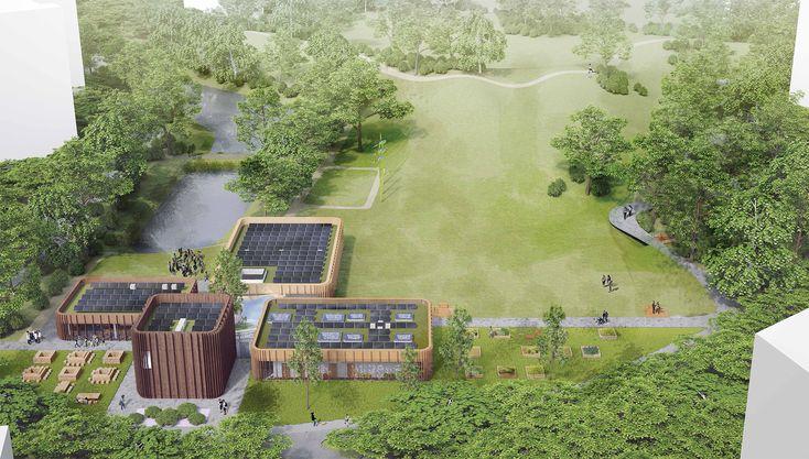 social hub by ARKT Architekci