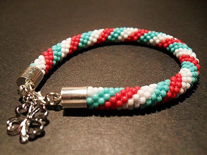 #toho #beads #colorful #summer #clover