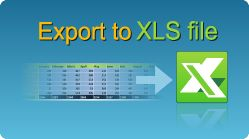 You need to export data to XLS file in .NET, Java or other programming languages? EasyXLS is your easy and fast answer!