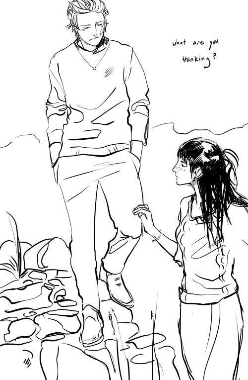 Kami and Jared by Cassandra Jean