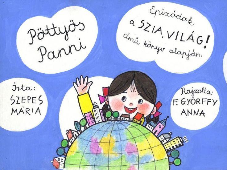Pöttyös Panni - Szia, világ! 1985