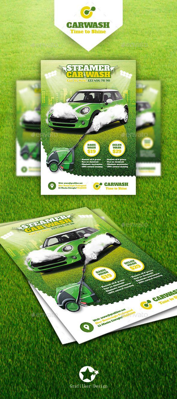 Car Wash Flyer Templates 19 best warranty