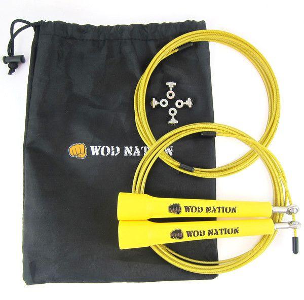 Buy WOD Nation Speed Jump Rope - Skipping Rope Online