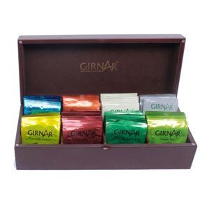 Girnar Green Tea Set - 8 Teas #Tea #Girnar #GreenTea #Refreshing #Aroma #Taste #TeaSet