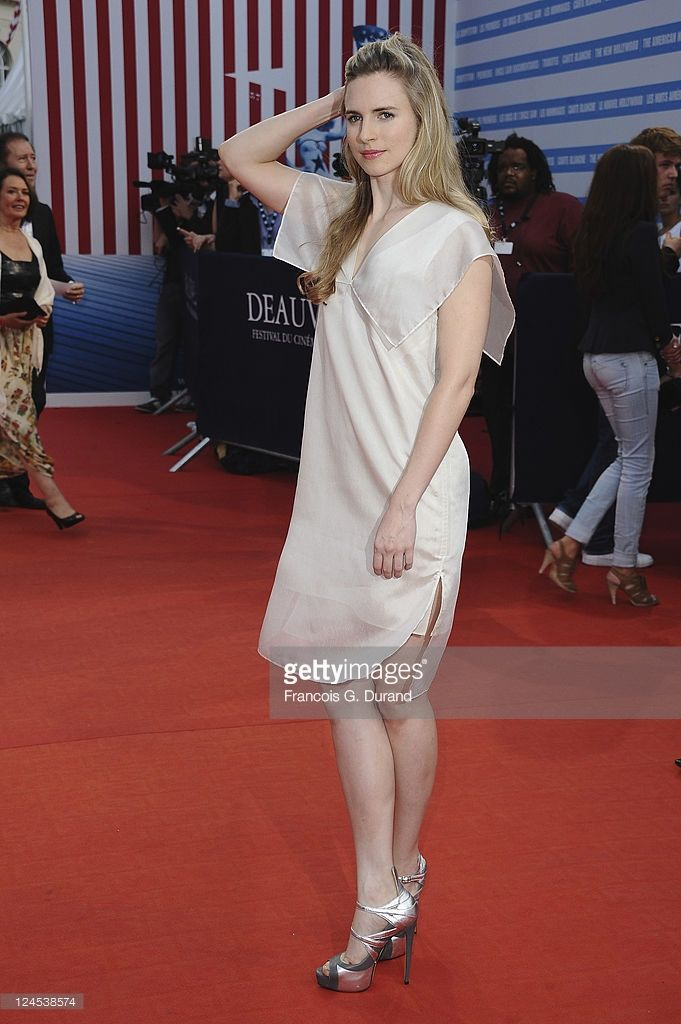 US actress Brit Marling arrives at the Closing Ceremony of the 37th Deauville American Film Festival on September 10, 2011 in Deauville, France.