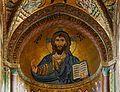 Christ pantocrator — Cefalu Sicile