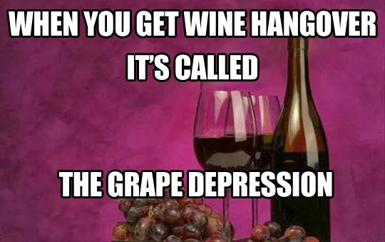 The Grape Depression,  Click the link to view today's funniest pictures!