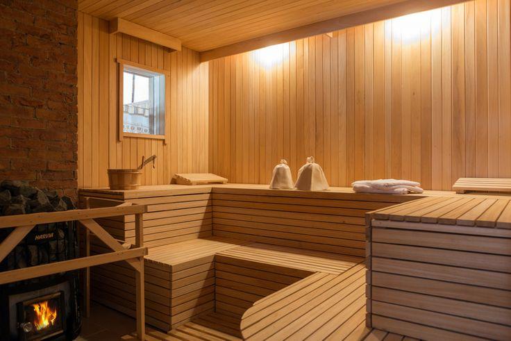 Sauna w Ruskiej Bani www.lubinowe.pl