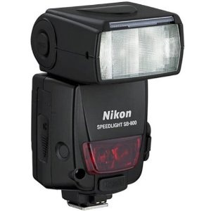 Nikon SB-800, I have this and it's awesome