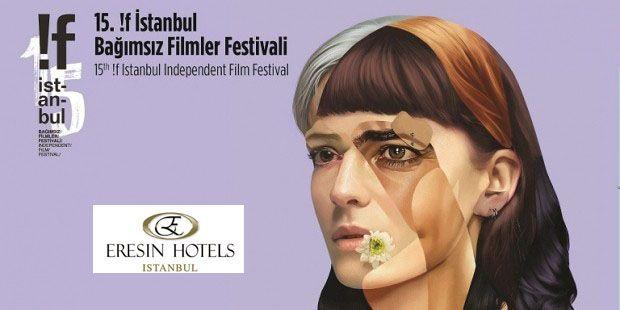 ERESİN HOTELS - İSTANBUL sponsorluğundaki 15. !f İstanbul Bağımsız Filmler Festivali 17 Şubat'ta başlıyor! 15th !f Independent Film Festival, sponsored by ERESIN HOTELS - ISTANBUL, begins on 17th February! https://www.facebook.com/EresinHotels/photos/a.145816512146228.29590.145781908816355/1041524892575381/?type=3&theater