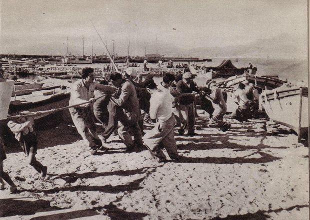 Mykonos, Greece 1960