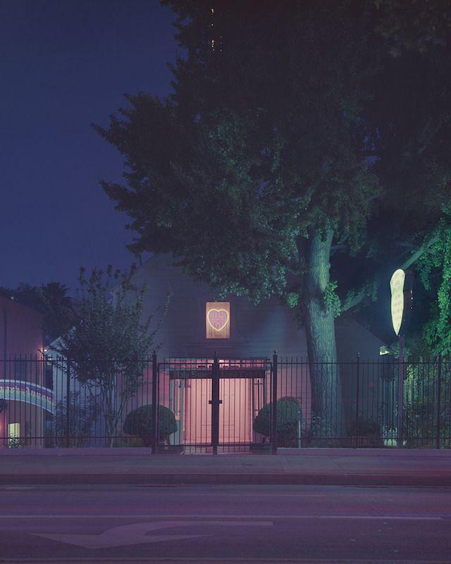 Los Angeles Neon Lights 20