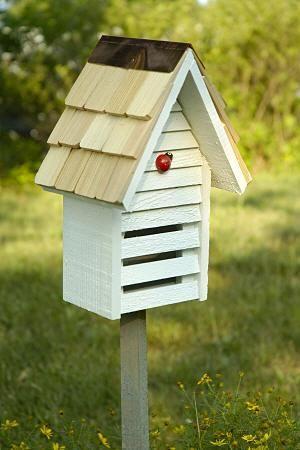 ~ ladybug house