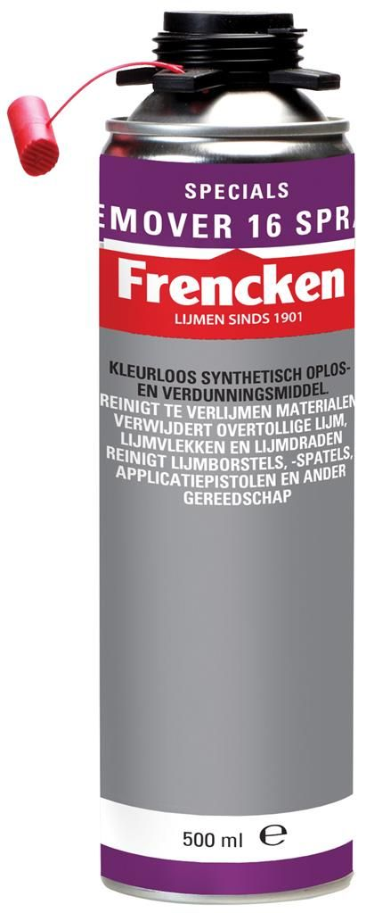 FRENCKEN Remover 16 spray 500ml