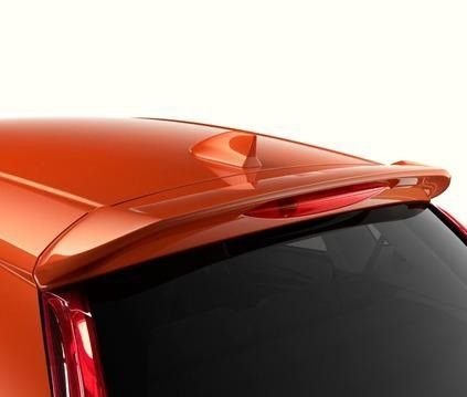 Honda Jazz Tailgate Spoiler, Pre Painted Options 2016- - 08F02-T5A-670D