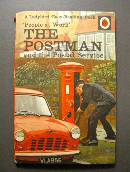 People at Work - The Postman and the Postal Service.