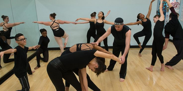 """""""You know when people ask, 'Why does dance belong in K–12?'"""" asks middle-school dance teacher Michael Kerr. His response: """"Well, why not? Not everyone who takes dance classes has the ambition of becoming a dancer, just like not everyone who studies science wants to become a scientist. That's a big r..."""