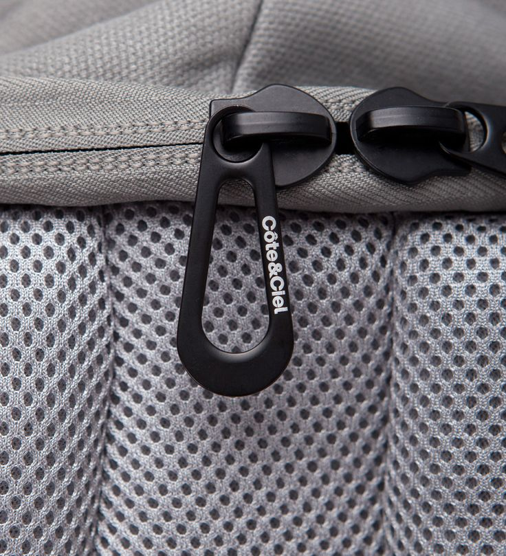 """Côte Coated Techno Canvas 15"""" – 17"""" Laptop Rucksack 