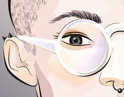 """Check out new work on my @Behance portfolio: """"Graphic portrait"""" http://be.net/gallery/31965157/Graphic-portrait"""