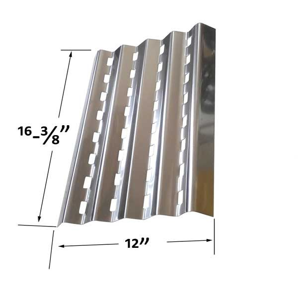 STAINLESS STEEL HEAT SHIELD FOR CHARMGLOW 2200, 2320, 583591, 810-2200-0, 810-2300-B  GAS GRILL MODELS  Fits Charmglow Models : 2200, 2320, 583591, 810-2200-0, 810-2300-B, 810-2320, 810-2320-B, 810-2320B, 810-6320-0  BUY NOW @ http://grillrepairparts.com/shop/grill-parts/stainless-steel-charmglow-2200-2320-583591-810-2200-0-810-2300-b-gas-models/