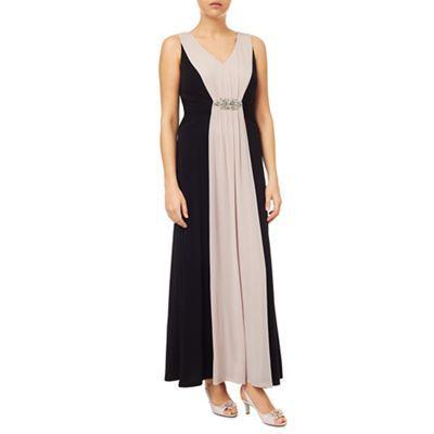 Jacques Vert Jersey Embellished Dress | Debenhams