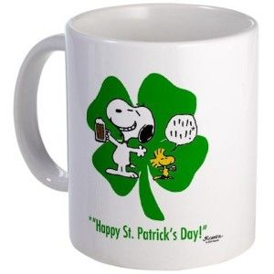 St. Patrick's Day at the Snoopy Store